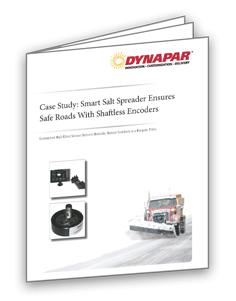 Construction Vehicle Non-Contact & Shaft Encoders | Dynapar