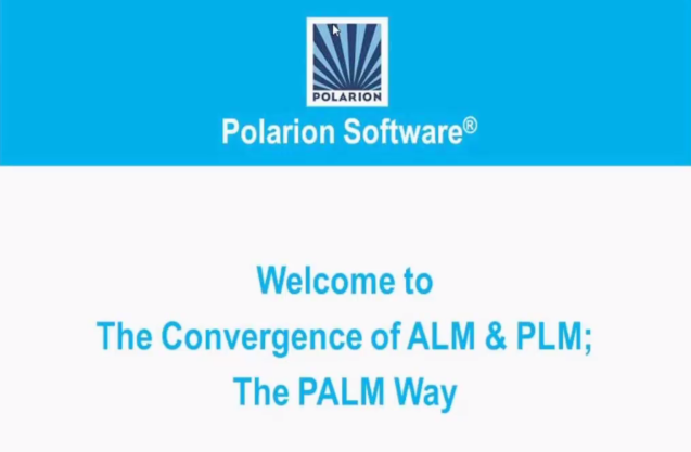 Polarion ALM-PLM Integration