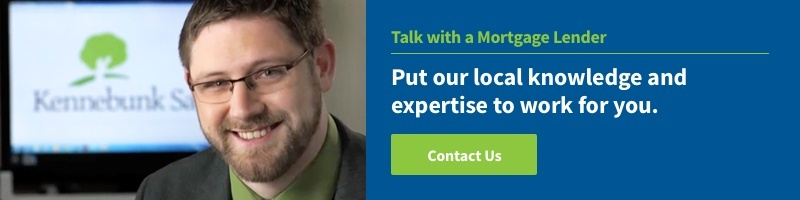 Talk to a Mortgage Lender