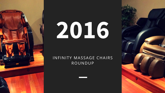 2016 Infinity Massage Chairs Roundup