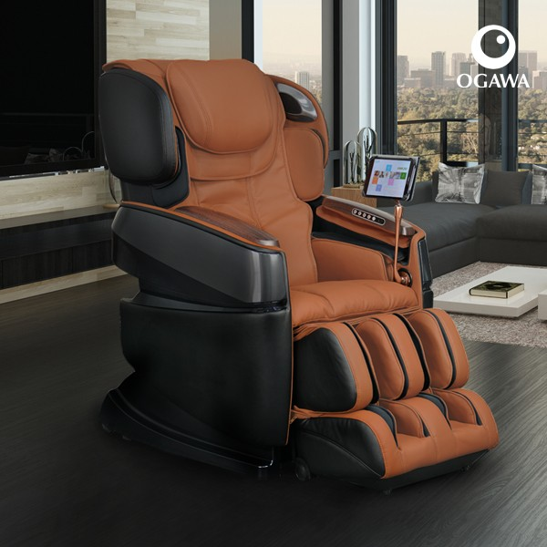 The Ogawa Smart 3D Offers A Whole New Kind Of Massage Experience As The  First Massage Chair On The Market To Feature A Fully Functional,  High Definition ...