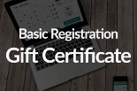 Gift Certificate - Run The Year 2017 Basic Registration
