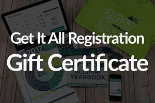 Gift Certificate - Run The Year 2017 Get It All Registration