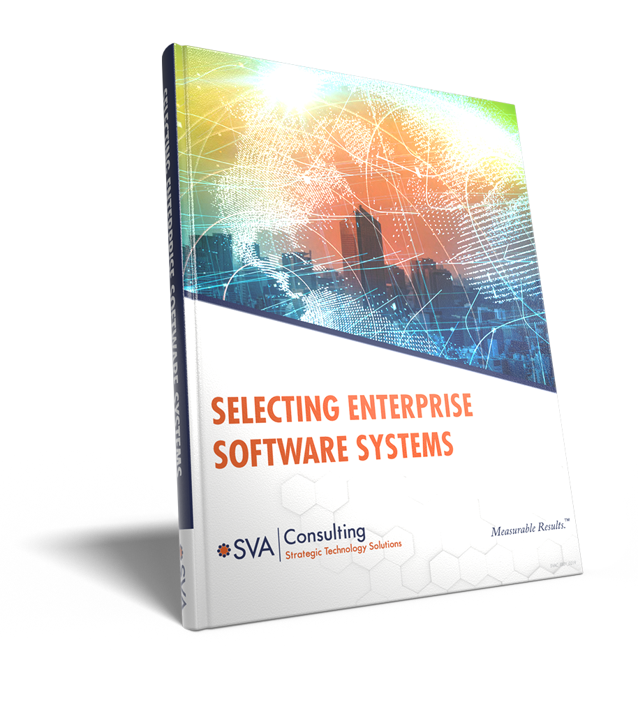 Selecting Enterprise Software Systems eGuide image