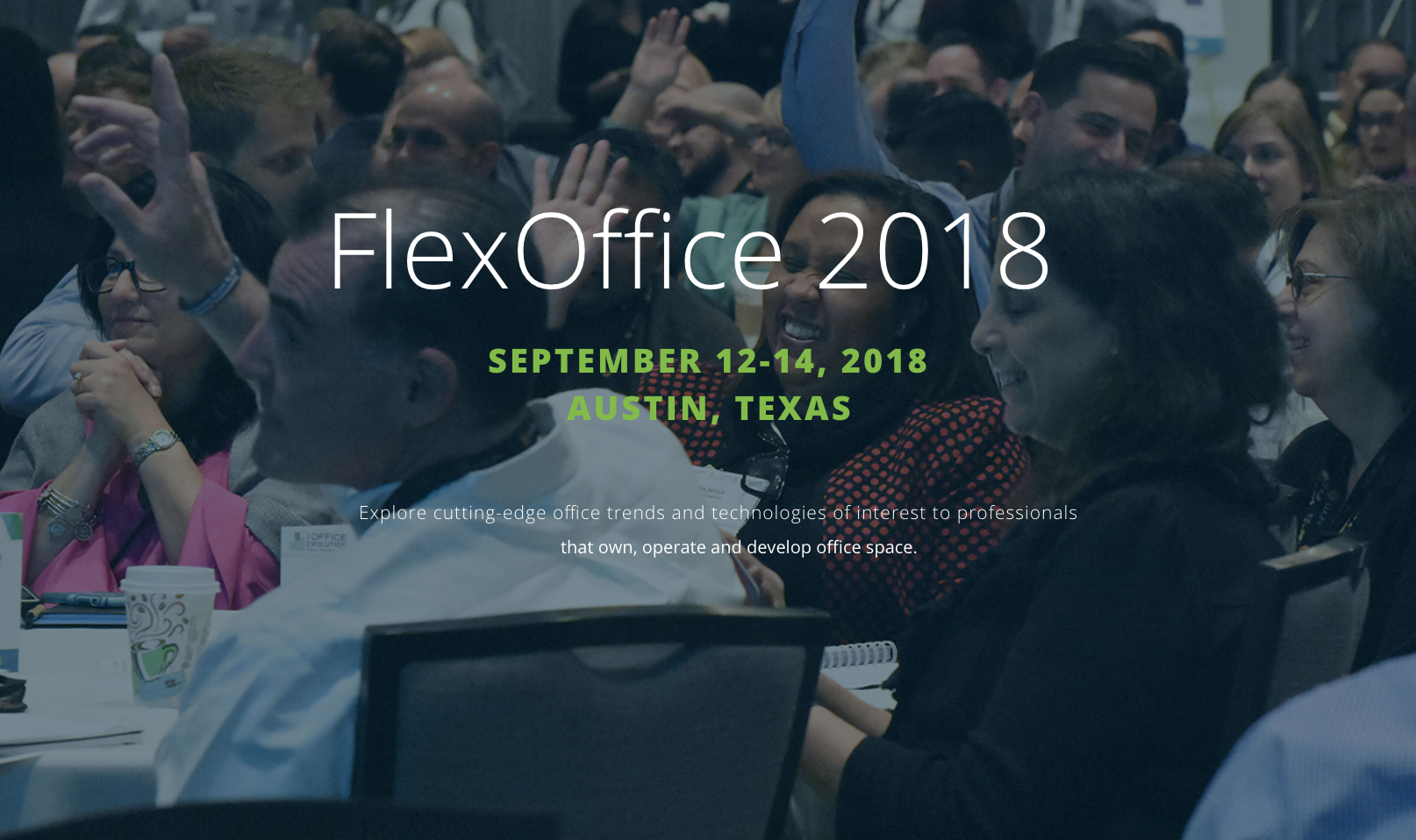 Insights from the Flex Office Conference 2018