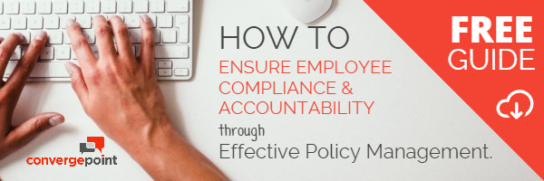 how to ensure employee compliance and accountability through effective policy management