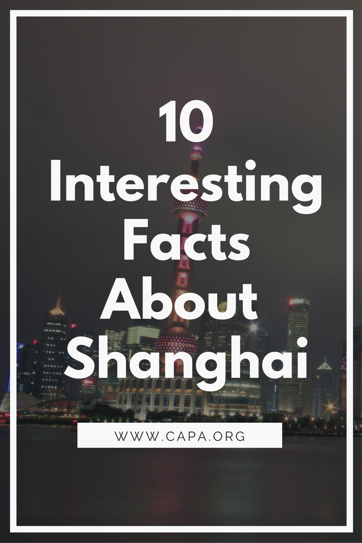 10 Interesting Cosmetology Facts: 10 Interesting Facts About Shanghai