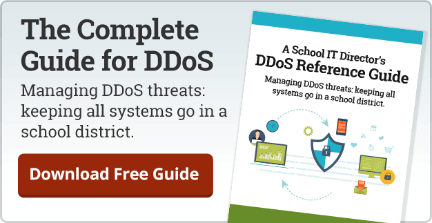 5 Tools to Protect Your School From DDoS Attacks