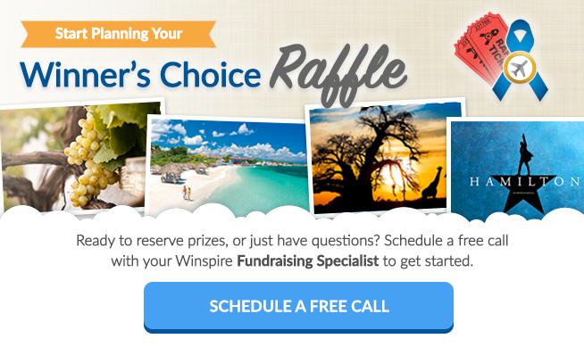 Cool raffle prizes
