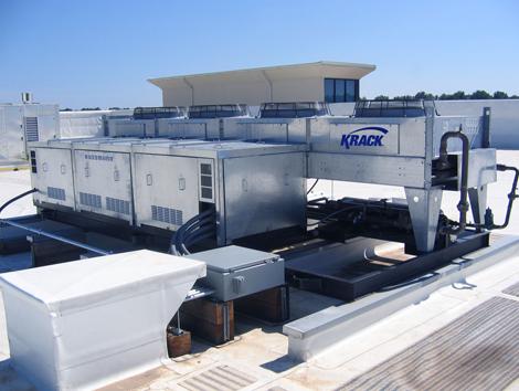 Condensador Enfriado por Aire Serie LEVITOR II - Equipos de Refrigeración Industrial