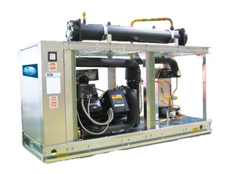 Chiller Enfriado por Agua - Equipos de Refrigeración Industrial