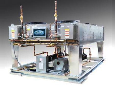 Chiller Sistema Split Enfriado por Aire - Equipos de Refrigeración Industrial