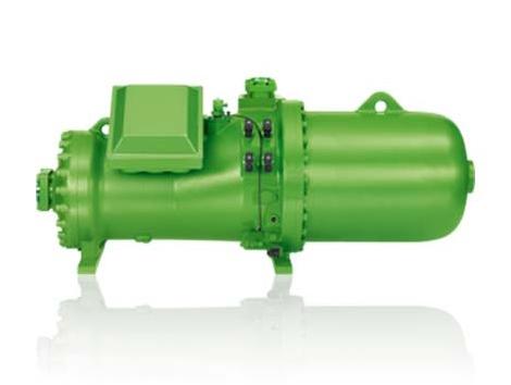 Screw Compressors - Industrial and comercial refrigeración equipment