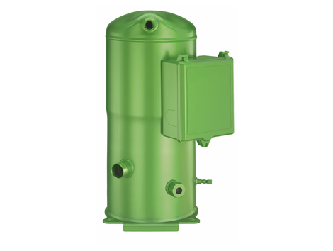 Scroll Compressors - Industrial and comercial refrigeración equipment