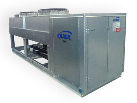 CS/CD/CP Series Condensing Units (10 – 80 HP) - Industrial and comercial refrigeración equipment