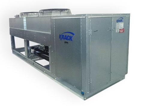 CS/CD/CP Series Condensing Units (10 – 80 HP) - Industrial and comercial refrigeración equipment