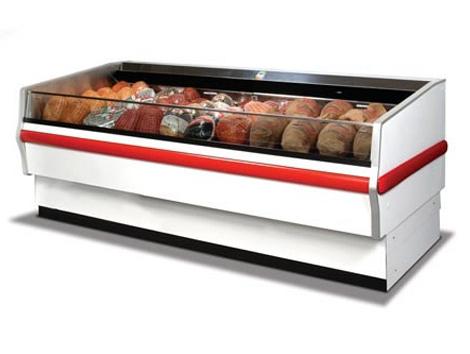 Beef Display Cases - Industrial and comercial refrigeración equipment
