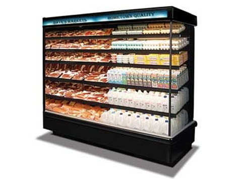 Diary Display Cases - Industrial and comercial refrigeración equipment