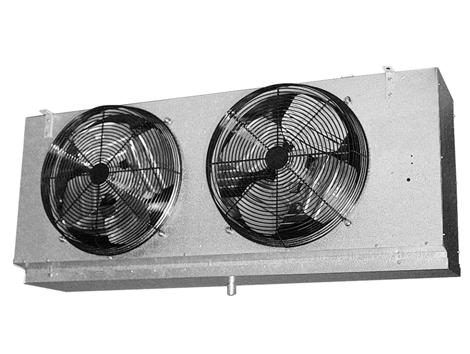 Evaporadores Serie MK / MV - Equipos de Refrigeración Industrial