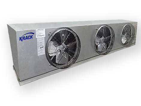 Evaporadores Serie MS - Equipos de Refrigeración Industrial