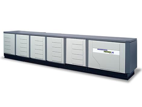 Protocol 8 Compressor Unit - Industrial and comercial refrigeración equipment