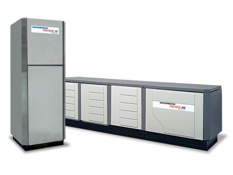 Protocol HE  - Industrial and comercial refrigeración equipment