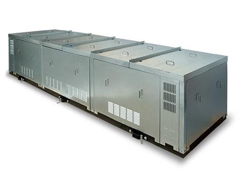 Protocol OLP  - Industrial and comercial refrigeración equipment