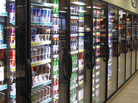 Innovator Walk-In Door - Industrial and comercial refrigeración equipment