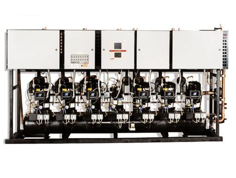 Rack de Compresores - Equipos de Refrigeración Industrial