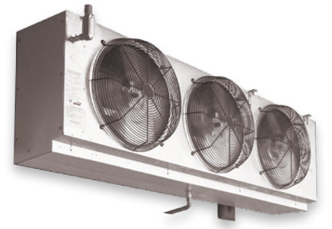 Evaporadores MK Quiet - Equipos de Refrigeración Industrial