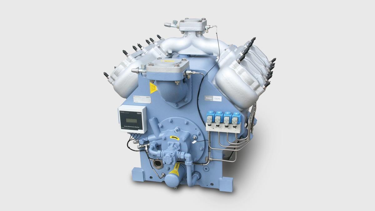 compresores de piston GEA