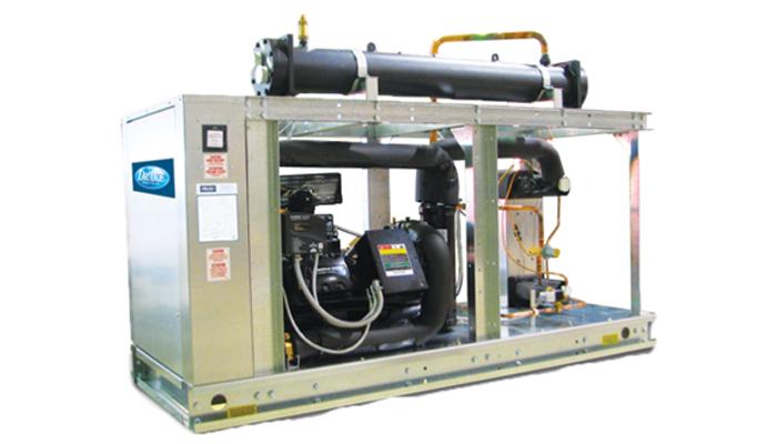 Equipos de refrigeración industrial