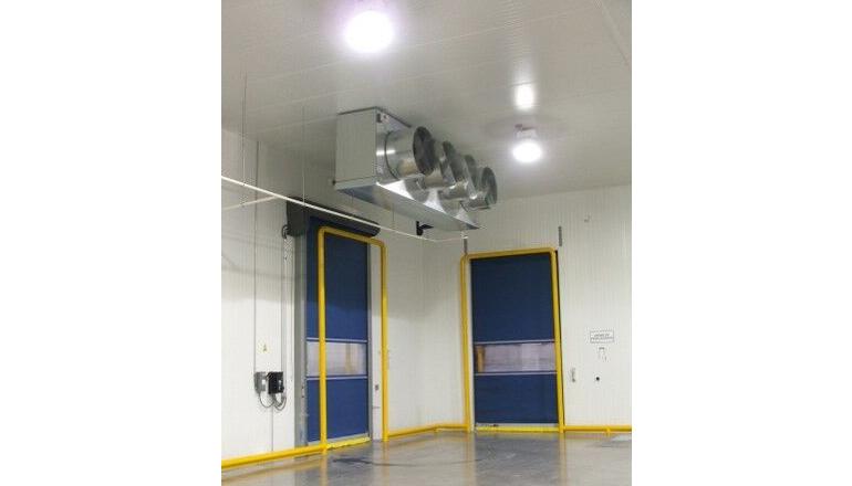 Equipos de refrigeración industrial para laboratorios