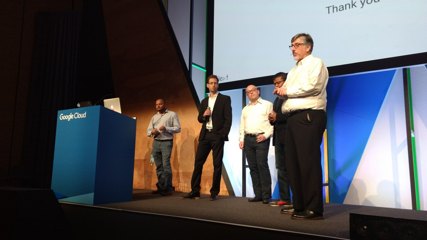 google cloud next wrap up opportunities and challenges