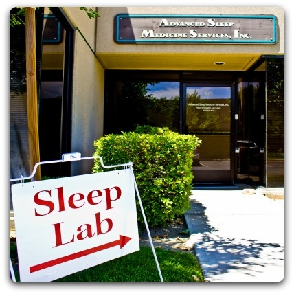 Bakersfield Sleep Center Entrance