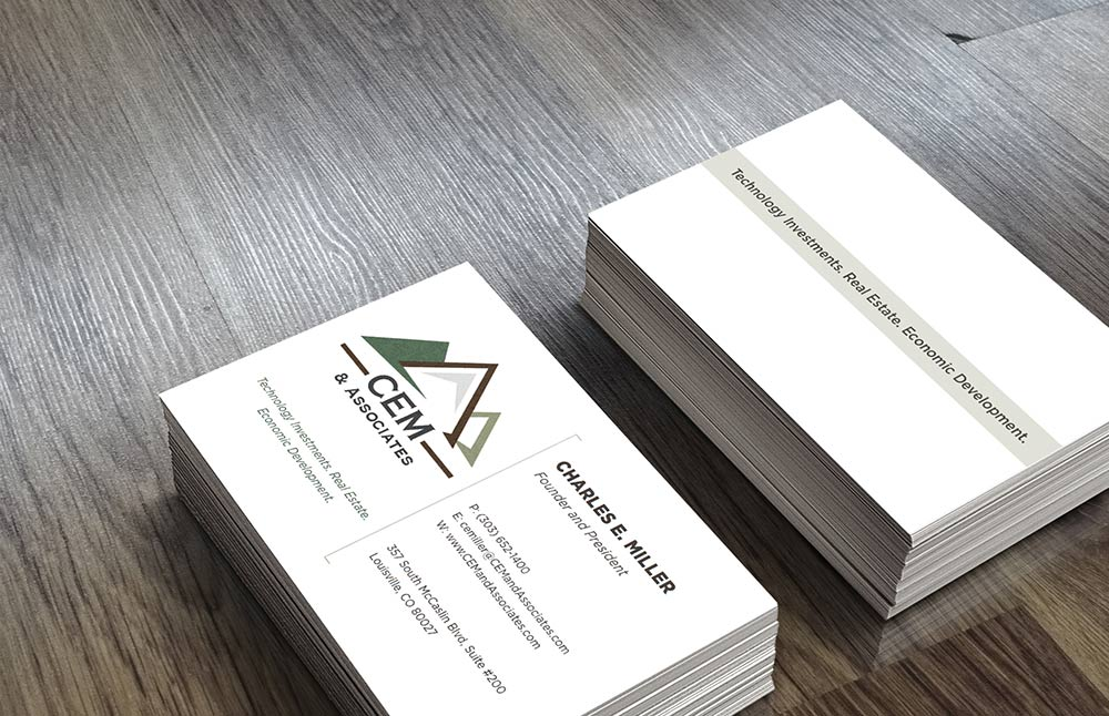 CEMA Business Cards