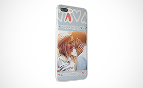 Cover iPhone 7/8 Morbida
