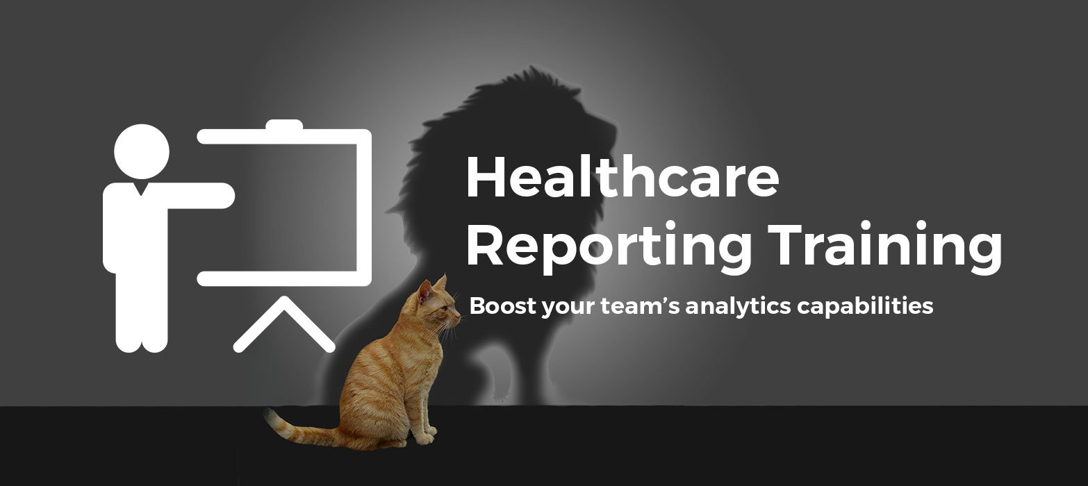 Healthcare Reporting Training for your team