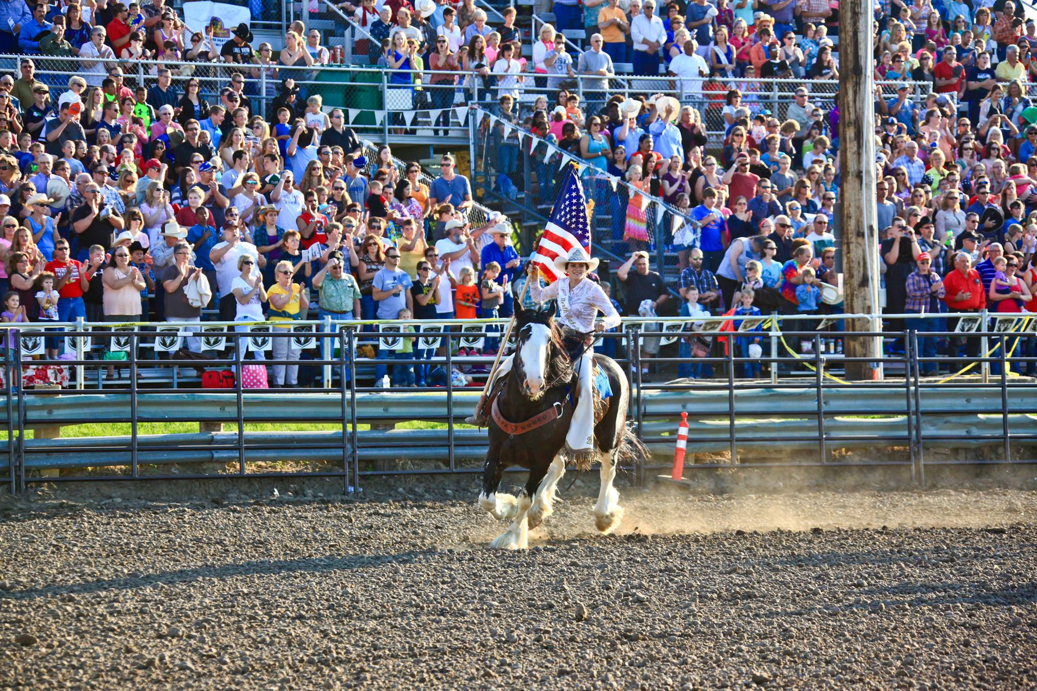 Eide Chrysler is a top-tier sponsor of the Mandan Rodeo Days Celebration.