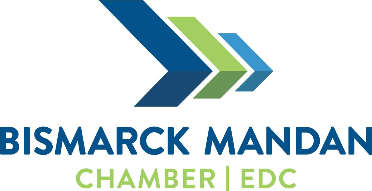 Bismarck-Mandan Chamber EDC Logo