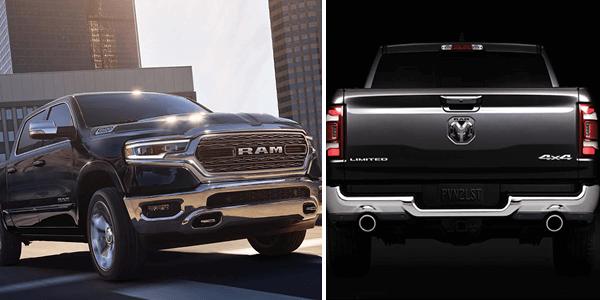 Design Changes on North Dakota RAM trucks