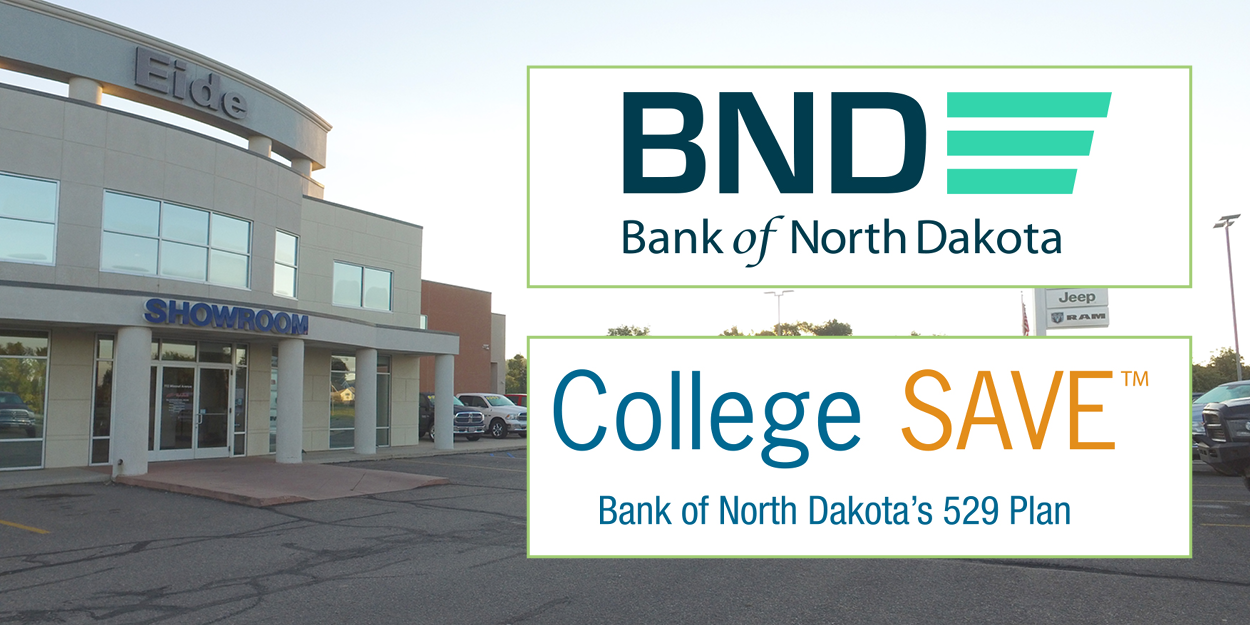BND College Save Program Bismarck
