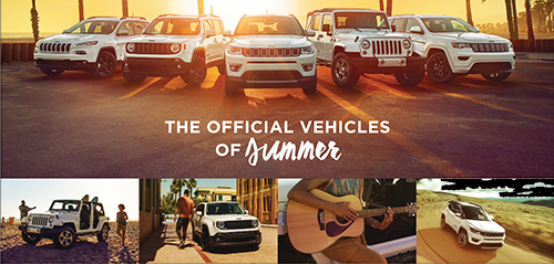 Eide Summer Sales Event Jeep