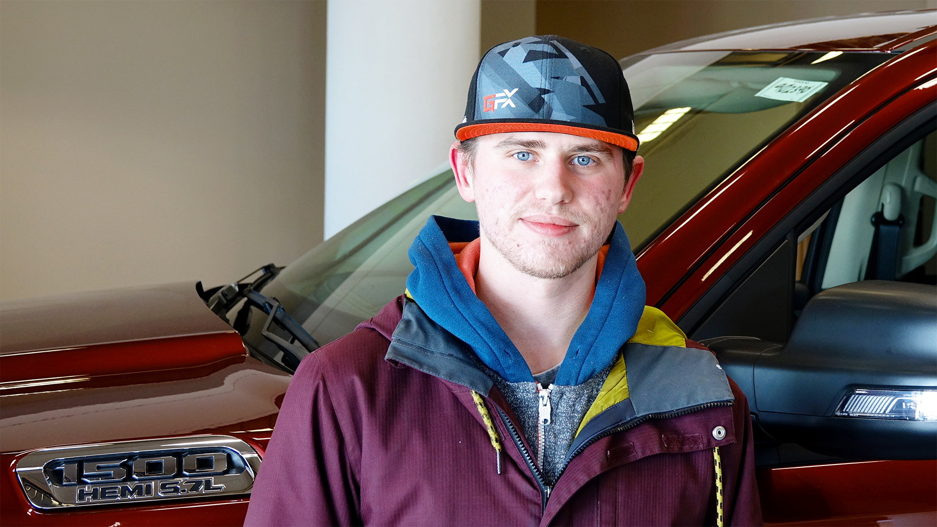 Meet the Eide Chrysler EOM, Nick Anderson!