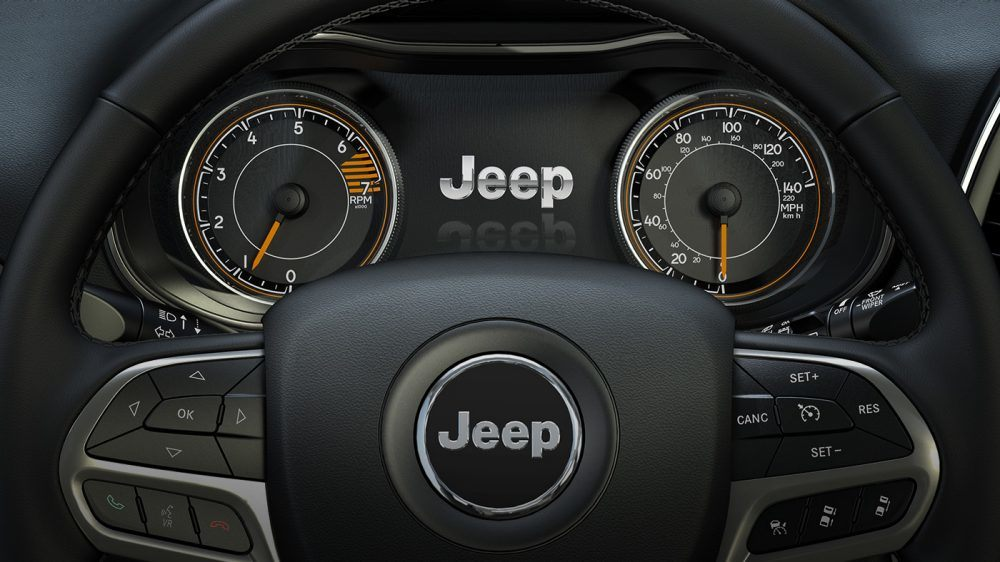 The 2019 Jeep Cherokee's engine options are ready for anything.