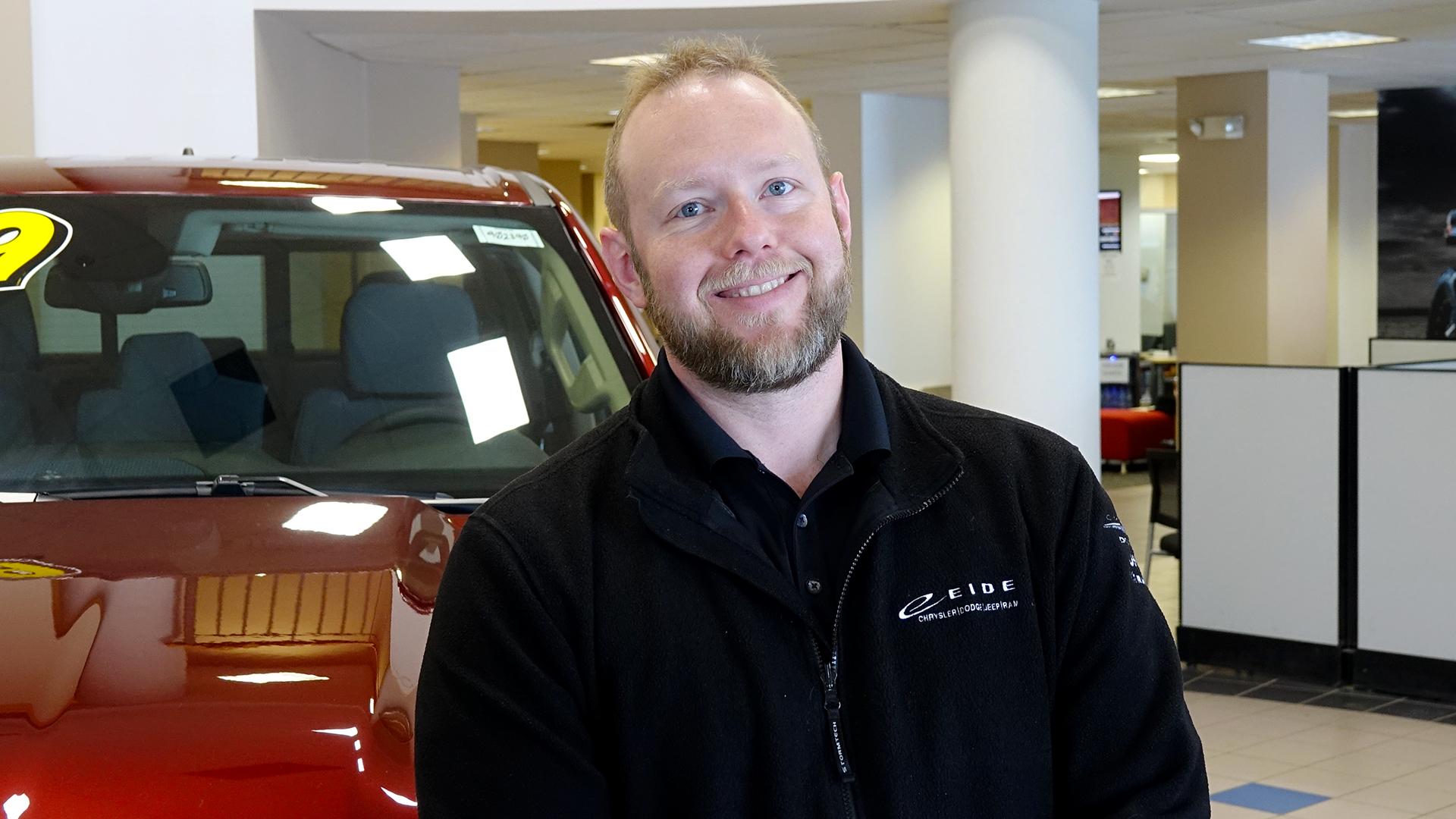 Meet Chris From Eide Chrysler