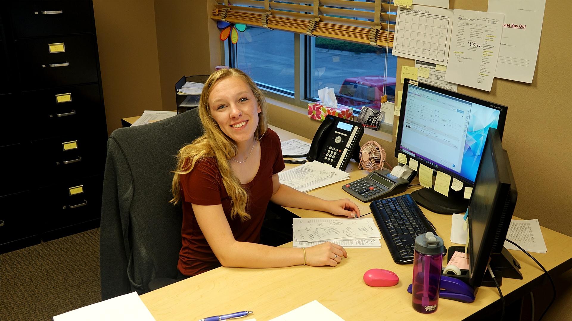 meet Dani Marks from Eide Chrysler