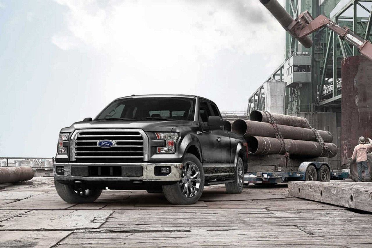 Ford F-150 XLT Chrome
