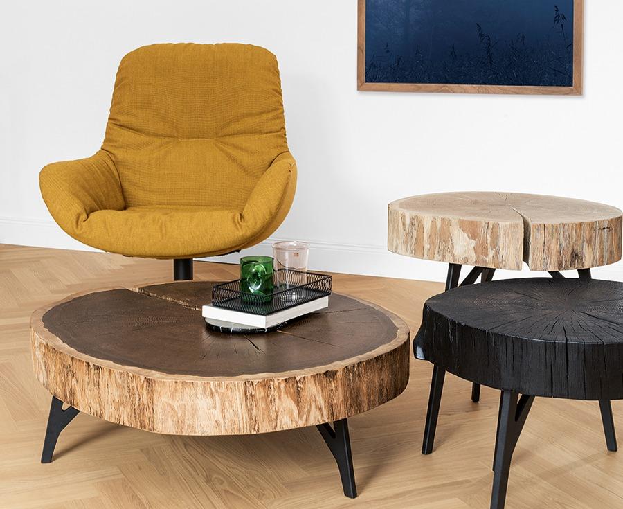Furniture Trends 2019 Tree Trunk Tables, Tree Trunk Garden Furniture Uk