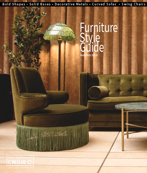 LP Hospitality Furniture Style Guide Autumn 2019